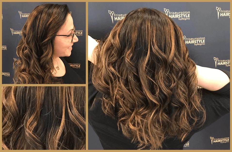 Farbe Strähnen Friseur Lauf an der Pegnitz Hairstyle by Regina 1