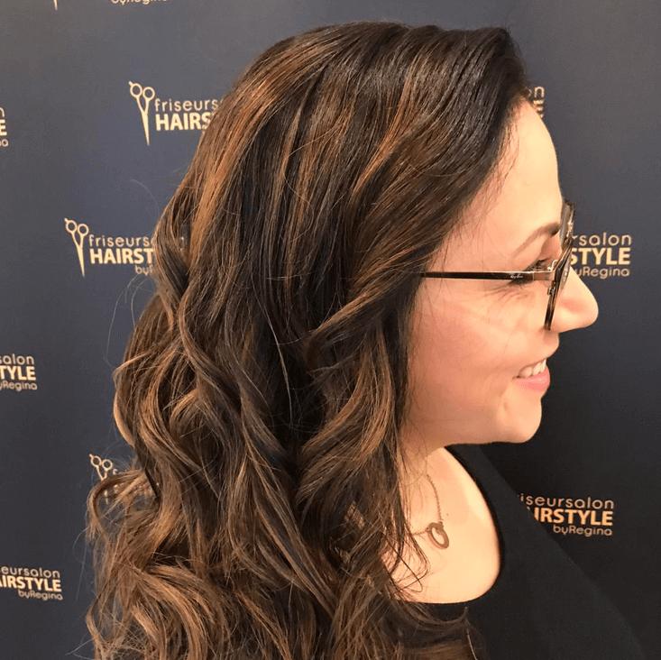 Friseur Lauf Hairstyle by Regina Kundenfoto Quadratisch Olga